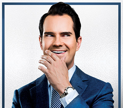 Monday 30th August 2021, 8:00pmRescheduled from Mon 21st Sep 2020All Seats £31.25Not Suitable for under 16'sJimmy Carr: Terribly Funny Jimmy's brand new show contains jokes about all kinds of terrible things. Terrible things that might have affected you or people you know and love.But they're just jokes - they are not the terrible things. Having political correctness at a comedy show is like having health and safety at a rodeo. Now you've been warned, buy a ticket. jimmycarr.com | @jimmycarr | IG: jimmycarr*All prices advertised include a booking fee. No fees to Friends of the Floral. A postage fee may apply.