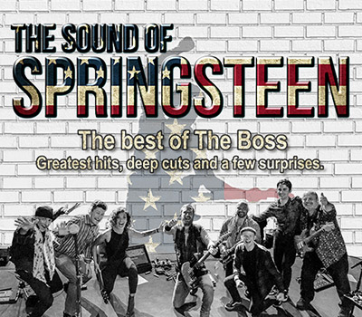 "Thursday 26th August 2021, 7:30pmRescheduled from Friday 30th October 2020Tickets £26.25 (£24.25 conc)The ""SOUND OF SPRINGSTEEN"", take to the stage this year after 2 years of getting the show together for this tour.With a passion for the work of ""The Boss"", the 8 piece tribute ""The Sound Of Springsteen"" brings their years of live performances and recording to rock you with Bruce Springsteen's greatest hits and deep cuts. With songs like, Born In The USA, Glory Days, Streets of Philadelphia and many more, this is a night of passion for Springsteen.All prices advertised include a booking fee. No fees to Friends of the Floral. A postage fee may apply."