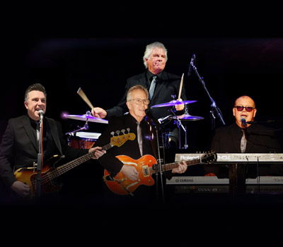Thursday 24th March 2022, 7:30pmRescheduled from Thu 18th March 2021All tickets £25.75 Herman's Hermits, one of the biggest selling bands of the 60's, not just in the UK, but around the World.From their early beginnings in Manchester in 1964, the band have chalked up 23 Hit Singles, 10 Hit Albums, appeared in 3 Major Movies and to date they have sold in excess of 75 Million records worldwide.Hits include, There's A Kind Of Hush, Silhouettes, Can't You Hear My Heart Beat, Wonderful World, A Must To Avoid, Mrs Brown You've Gotta Lovely Daughter, and many more.Rolling Back The 60's sees Herman's Hermits embarking on their Solo 55th Anniversary Tour. An Evening of Nostalgia, Song and Laughter, plus bringing all the Hits to life.All prices advertised include a booking fee. No fees to Friends of the Floral. A postage fee may apply.