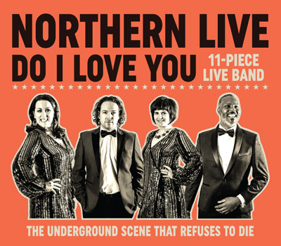 Thursday 29th July 2021, 7:30pmRescheduled from Sat 7th Nov 2020All Tickets £24.25Keeping the Faith to the original sounds of the underground movement that started on the dance floors in the North and eventually swept the nation including an 11-piece band with 4 lead vocalists performing over 30 original hits, expect to hear:Dobie Gray - Out On The Floor, R Dean Taylor - There's A Ghost In My House, Frank Wilson - Do I love You - Indeed I Do, Gloria Jones - Tainted Love, Al Wilson - The Snake, Yvonne Baker - You Didn't Say A Word, Jimmy Radcliffe - Long After Tonight Is Over, Garnet Mimms- Looking For You, Dean Parrish - I'm On My Way and many, many more.All prices advertised include a booking fee. No fees to Friends of the Floral. A postage fee may apply.