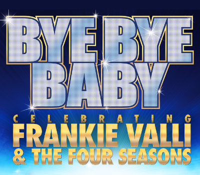Friday 30th July 2021, 7:30pmRescheduled from Thu 22nd Oct 2020Tickets £26.25 (£24.25 conc)Bye Bye Baby is a jaw-dropping tribute to the musical phenomenon Jersey Boys and the timeless, iconic music of Frankie Valli & The Four Seasons. Incredible four part harmonies, roof raising falsetto complete with energetic and stylish choreography – all backed by their excellent 4-piece band - ensures that Bye Bye Baby is a show that will make it a night remember!  Includes 31 of Valli's greatest hits including Sherry, December '63 (Oh What A Night), Grease, Can't Take My Eyes Off You, Beggin', Working My Way Back To You, and many more!All prices advertised include a booking fee. No fees to Friends of the Floral. A postage fee may apply.