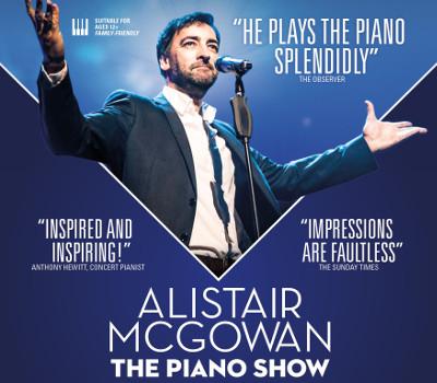 Alistair McGowan - The Piano Show