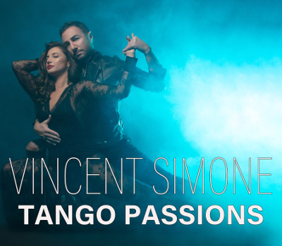 Monday 4th October 2021, 7:30pmRescheduled from Sat 24th October 2020Front Stalls £35.75 - Rear Stalls £31.75VIP Tickets £61.75Group rates available Argentine Tango King and Strictly Come Dancing legend, Vincent Simone, returns to the stage in the Autumn of 2021 with his brand new show 'Tango Passions'.Accompanied by world-class Argentine Tango specialists, let the original Italian stallion take you on a journey to Buenos Aires and enjoy his dancing, tales and poetry about the history of the Argentine Tango.Vincent will also be joined by his professional dance partner, Ksenia Zsikhotska from DWTS Ireland and The Ballroom Boys.Featuring music from Astor Piazzolla and Gotan Project.A sexy, steamy, passionate night not to be missed!Produced by Paul Irving of Strictly Theatre Co.VIP Meet and Greet information -There are a limited number of VIP Meet and Greet tickets available.Don't miss your chance to meet Vincent BEFORE the show (90 minutes prior to the performance) for photo and autograph opportunities, plus a signed print and VIP lanyard.*Please arrive at least 10 minutes before the meet and greet start time, as latecomers may not be permittedAll prices advertised include a booking fee. No fees to Friends of the Floral. A postage fee may apply.