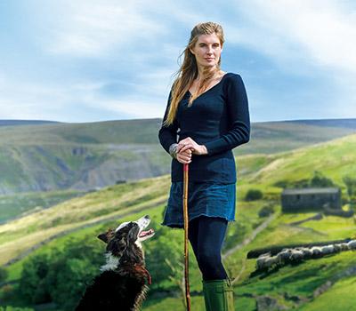 The Adventures of The Yorkshire Shepherdess Amanda Owen