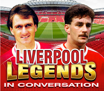 Friday 14th January 2022, 8:00pmRescheduled from Wed 16th June 2021Tickets £31.75VIP Meet and Greet £61.75LIVERPOOL LEGENDS IN CONVERSATIONPhil Thompson & John AldridgePlus compere, talkSPORT's Perry Groves Amassing well in excess of 500 appearances between them, club captain Phil Thompson and goal machine John Aldridge discuss the games, dressing room and training ground stories, managers and fall outs – including a candid Q&A. VIP meet and greet tickets available.All prices advertised include a booking fee. No fees to Friends of the Floral. A postage fee may apply.