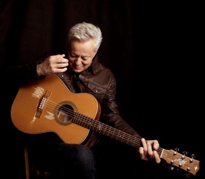 Thursday 10th March 2022, 7:30pmRescheduled from Sat 6th March 2021Tickets from £29.25 to £39.25                                                      If you like guitar playing, it simply doesn't get any better than Tommy Emmanuel.Tommy has achieved enough musical milestones to satisfy several lifetimes. Or at least they would if he was the kind of artist who was ever satisfied. At the age of six, he was touring regional Australia with his family band. By 30, he was a rock n' roll lead guitarist burning up stadiums in Europe. At 44, he became one of five people ever named a Certified Guitar Player by his idol, music icon Chet Atkins. Today, he plays hundreds of sold-out shows every year from Nashville to Sydney to London. While thousands of fans have spent years trying to unpack and imitate Tommy's technique, for him it's just the delivery system. His approach is always song and emotion first, his music the embodiment of his soulful spirit, sense of hope and his love for entertaining. All the while, Tommy has hungered for what's next. When you're widely acknowledged as the international master of the solo acoustic guitar you are in demand which has led to collaborations  with some of the finest singers, songwriters and, yes, guitarists alive today – a list including Jason Isbell, Mark Knopfler, Rodney Crowell, Jerry Douglas, Amanda Shires, Ricky Skaggs, J.D. Simo, David Grisman, Bryan Sutton, Suzy Bogguss and many more. Special guest for the tour is Jerry Douglas, a winner of multiple Grammy awards and feature player in the Alison Krauss band, 'Dobro's matchless contemporary master' is a fantastically versatile and inventive instrumentalist, his unique bluegrass style securing his status as an American musician. Although famed for his part in numerous different acts, it is as a soloist that he stands out as a true visionary.All prices advertised include a booking fee. No fees to Friends of the Floral. A postage fee may apply.