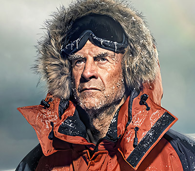 Wednesday 24th November 2021, 7:30pmRescheduled from Tue 11th May 2021Front Stalls £34.25 Rear Stalls £31.75Named by the Guinness Book of Records as 'the world's greatest living explorer', Sir Ranulph Fiennes has spent his life in pursuit of extreme adventure, risking life and limb in some of the most ambitious private expeditions ever undertaken. Amongst his many record-breaking achievements, he was the first to reach both Poles, the first to cross the Antarctic and Arctic Ocean, and the first to circumnavigate the world along its polar axis. In Living Dangerously, Sir Ranulph offers a personal journey through his life, from his early years to the present day. Both light-hearted and strikingly poignant, Living Dangerously spans Sir Ranulph's childhood and school misdemeanours, his army life and early expeditions, right through the Transglobe Expedition to his current Global Reach Challenge - his goal to become the first person in the world to cross both polar ice caps and climb the highest mountain on each of the seven continents. Sir Ranulph Fiennes' many endeavours have pushed his endurance levels to the very limits, inspiring generations and making him a pioneer of exploration with an unparalleled story to tell. All prices advertised include a booking fee. No fees to Friends of the Floral. A postage fee may apply.