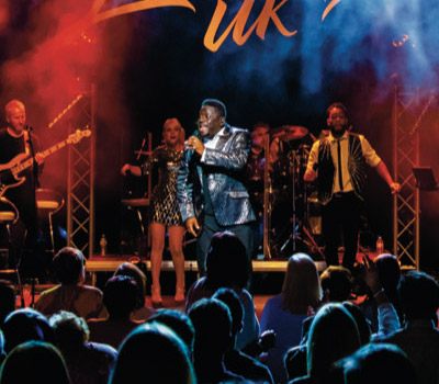 "Thursday 4th November 2021, 7:30pmRescheduled from Friday 13th Nov 2020All Tickets £26.25The World's premier show in celebration of 'The Velvet Voice' experience all the hits from his amazing career, culminating  over 40 million album sales and eight Grammy awards including many of the greatest dance anthems and love songs ever written, fronted by international Luther Vandross tribute Harry Cambridge and his 10 piece band.""Never Too Much"", ""Here and Now"", ""Give Me the Reason"", ""I Really Didn't Mean It"", ""Stop to Love"", ""So Amazing"", ""The Best Things in Life Are Free"", ""Always and Forever"", ""Endless Love"", ""Ain't No stoppin' Us Now"", ""Your Secret Love"", ""Shine"", ""The Closer I Get To You"", ""Love The One You're With"", ""Any Love"", ""Superstar"", ""Until You Come Back to Me"", ""Dance with My Father"" and many many more.Luther Vandross the legend lives on.All prices advertised include a booking fee. No fees to Friends of the Floral. A postage fee may apply."