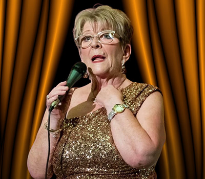 "Friday 5th November 2021, 7:30pmTickets £18.25 (£16.75 conc)Over 16s onlyPauline Daniels returns to the stage in 2021 with her hotly anticipated stand up comedy tour. Described as a 'joyous performer' by Sir Ken Dodd OBE, she continues to be one of Britain's hardest working stand up comedienne's of our generation. With her unique brand of humour and breathtaking vocals, she's coming to a venue near you for an evening guaranteed to have you rolling in the aisles with laughter! Pauline says ""Trying to find a name for the show wasn't difficult, I'm a WASPI and one of the 3.8 million women born in the 50's who have been badly hit by the change in state pension age from 60 to 65. I however have to wait until I'm 66, so I've had to haul this bedraggled old body off round the country to make up my money... thank god I wasn't a street sex worker, I'd owe them!""AS SEEN AND HEARD ON Calendar Girls The Musical, The Comedians, Shirley Valentine, Bread, Brookside, The Street, Central TV, Saturday Royal, Wogan, Radio Merseyside, Liverpool Live 24/7 and Ricky Tomlinson's Laughter Show.'A joyous performer.. this lady belts out a stream of observations about the things in life that make everyone laugh' Sir Ken Dodd OBE'Our lady of perpetual comedy' Willy Russell (Creator of Blood Brothers and Shirley Valentine)Proudly Presented by Our Rita's Live LTDAll prices advertised include a booking fee. No fees to Friends of the Floral. A postage fee may apply."