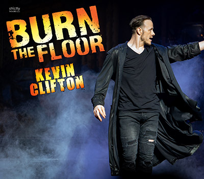 "Monday 26th July 2021, 7:30pmRescheduled from Tue 4th MayTickets £45.75 (£37.75 Rear Stalls)VIP Meet & Greet £86.75KEVIN CLIFTON and the sensational worldwide Ballroom dance company BURN THE FLOOR return with a bang in 2021!This fiery, energetic and revolutionary Ballroom production will, once again, set stages alight and show audiences why it is still the world's leading Ballroom show after more than two decades.A mix of eclectic live music, jaw-dropping choreography and ground-breaking moves, this show has an abundance of infectious, rebellious energy and passion.Feel the intensity of the passionate Tango, be swept away by the romance of the Waltz and be captivated by the sensual, alluring Rhumba.Starring KEVIN CLIFTON, one of the most successful professional dancers to come out of Strictly Come Dancing, BURN THE FLOOR is the show to watch in 2021!Not just a ""feel-good"" performance, we are seriously a ""feel-fantastic"" show! Don't miss your chance to experience the pure dance joy of Burn the Floor.KEVIN CLIFTON says""Burn The Floor is the show that ignited a spark in me and changed me forever as a performer. Through Broadway, West End and touring all over the world this show has ripped apart the rule book, revolutionised our genre and inspired and shaped me as the dancer I am today.""VIP Meet and Greet Information:The VIP meet and greet is PRE-SHOW, 90 minutes before the performance is due to start. The meet and greet includes meeting Kevin for photo and autograph opportunities, plus an exclusive special gift. All VIP ticket holders must arrive at least 10 minutes before the meet and greet start time, as latecomers may not be permitted.All prices advertised include a booking fee. No fees to Friends of the Floral. A postage fee may apply."