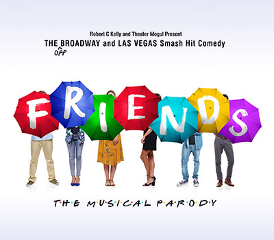 Monday 14th June 2021, 7:30pmRescheduled from Sat 13th March 2021All Tickets £31.75Friends! The Musical Parody celebrates and pokes fun at the wacky misadventures of the group of 20-something pals we love from the hit TV show as they navigate the pitfalls of work, life, and love in 1990's Manhattan. Friends! The Musical Parody is a fabulous good-hearted romp through our favourite moments from the hit TV show in an uncensored, hilarious, fast-paced, music-filled production. Ross, Chandler, Monica, Phoebe, Joey and Rachel, haven't gone anywhere and are singing and dancing their way back into our hearts in Friends! The Musical Parody the first UK and Irish tour of the hilarious New York and Las Vegas hit musical that lovingly lampoons the popular TV sitcom. You'll laugh! You'll cry! You'll Unagi!It's a typical day at New York's only coffee shop, Central Perk, until an unexpected runaway bride enters the picture and kicks the whole gang out of second gear!With friends like these, who needs television? PIVOT!All prices advertised include a booking fee. No fees to Friends of the Floral. A postage fee may apply.