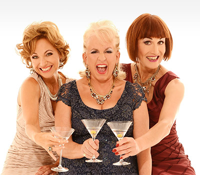 "Wednesday 24th March 2021, 7:30pmAll Tickets £26.25They're back at last!Dillie Keane, Adèle Anderson and Liza Pulman are heading out on tour.With a selection of old favourites, songs you haven't heard before and some you wish you'd never heard in the first place. The songs are hilarious and topical - the glamour is unstoppable. With three Olivier Award nominations and over 25 million YouTube and Facebook hits for Cheap Flights and their incredibly rude Christmas song how can you possibly miss them?  ""Cabaret Heaven"" ★★★★★ Metro""Outrageous... seductive"" ★★★★ Guardian""I can't recommend this show highly enough"" ★★★★★ Mail on Sunday""Hilarious"" ★★★★ Telegraph""Engages the brain as well as the funny-bone"" ★★★★★ TimesAge guidance: 14+Show running time: approx. 2 hours including intervalAll prices advertised include a booking fee. No fees to Friends of the Floral. A postage fee may apply."