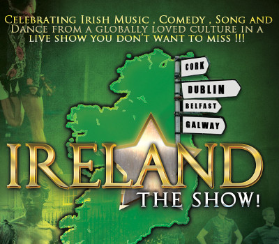 "Sunday 22nd August 2021, 7:30pmAll Tickets £25.00Following a debut sell out nationwide tour to nightly standing ovations including the Royal Concert Hall, Glasgow join an all star cast of the Emerald Isles most talented singers and performers accompanied by the fabulous Keltic Storm band and world champion Keltic Fusion Irish dancers for an unmissable ""Ireland the Show"" that will take you on a journey through the decades of a globally loved  culture. The show which has received high acclaim will feature all the well known ballads and singalongs like ""Dirty Old Town"", ""The Town I Loved So Well"", ""Tell Me Ma"" and ""The Irish Rover"" to name a small few. Add to that, a string of hilarious stories and jokes from our award winning comedian and topped off with energetic reels and jigs if it's all things Irish  you like then this is the show for you!""Riverdance meets Mrs Brown at an Irish hooley"" 5 Stars - The Irish World""Superb from Start to finish and will have you clapping and singing all night long , this show is going to be a global success"" 5 Stars - Stage MagazineAll prices advertised include a booking fee. No fees to Friends of the Floral. A postage fee may apply."