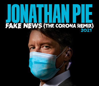 "Sunday 10th October 2021, 7:30pmTickets £21.25 & £29.25Jonathan Pie's critically acclaimed sell out show FAKE NEWS finally returns, updated and remixed for a post-Corona world. After months stuck in LOCKDOWN, Jonathan Pie returns to the road to discuss how corona has changed the world… and his career prospects.Jonathan Pie is the exasperated news reporter whose videos have been seen across the world. With over 1.5 million Facebook followers, his online videos regularly achieve millions of views going viral internationally. Jonathan Pie has been described as 'brilliant, brave, raw and analytical without forgetting to be funny' by Ricky Gervais.  His three live shows have sold out venues such as the Hammersmith Apollo and the London Palladium and have been performed across the US and Australia.""Brings the audience to their feet - hilarious"" Chortle""as exquisitely performed as it is well written, damningly scathing of current political discourse and engagement"" The Scotsman""a true tour de force"" Evening StandardAll prices advertised include a booking fee. No fees to Friends of the Floral. A postage fee may apply."