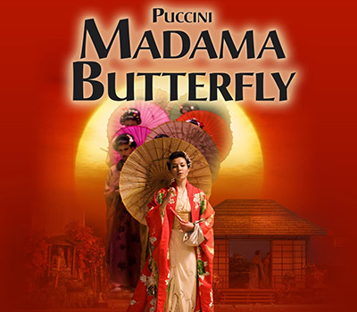 "Wednesday 30th March 2022, 7:30pmTickets from £28.50 to £37.50EARLY-BIRD £5.00 off top price tickets for bookings made before 1st July 2021(Discount applied automatically)MULTI-BUY 20% off all tickets when Carmen and Madama Butterfly are booked at the same time.(Discount applied automatically this offer cannot combine with early-bird offer)Senbla presents Opera International's award winning Ellen Kent Production with international soloists, highly praised chorus and full orchestraPuccini Madama ButterflyWINNER 'BEST OPERA AWARD' Liverpool Daily Post Theatre Awards""Above all it was a production which captured the raw emotion at the centre of the opera. Don't take a handkerchief with you, take a box of them."" The IndependentWelcoming back the fabulous Korean soprano Elena Dee and the celebrated international soprano Alyona Kistenyova*.Back by overwhelming public demand, this award-winning Opera returns in a new production with exquisite sets including a spectacular Japanese garden and fabulous costumes including antique wedding kimonos from Japan.One of the world's most popular operas, Puccini's Madama Butterfly tells the heart-breaking story of the beautiful young Japanese girl who falls in love with an American naval lieutenant – with dramatic results.Highlights include the melodic 'Humming Chorus', the moving aria 'One Fine Day' and the unforgettable 'Love Duet'.Sung in Italian with English surtitles*Cast subject to Change.Please note that certain seats may have restricted views of the surtitles. Please check when booking tickets. All information is correct at time of release.All prices advertised include a booking fee. No fees to Friends of the Floral. A postage fee may apply."