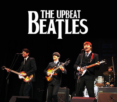 "Sunday 15th August 2021, 7:30pmTickets £25.75Did you miss The Beatles first time around? Don't miss them now!The Upbeat Beatles are a rockin' band with tight musicianship and powerhouse vocals! You'll be jumping from the word go! There isn't a band to touch them - 8 bars of ""Twist and Shout"" and you will know why!Breath taking harmonies and guitar solos all wrapped up in Scouse humour, the audience will be left on an emotional high. From the depths of the Cavern to the Apple roof top, through Beatlemania, America, Sergeant Pepper to Abbey Road, their attention to detail will draw you into the world of the Beatles like no other show.If you love the Beatles you'll love this show, and if you don't love the Beatles you'll love this show!All prices advertised include a booking fee. No fees to Friends of the Floral. A postage fee may apply."