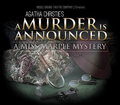 A Murder Is Announced – A Miss Marple Mystery