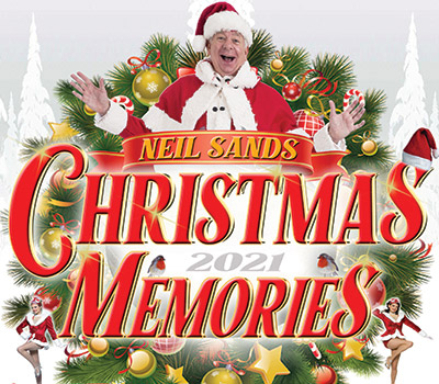 "Wednesday 17th November 2021, 2:00pmAll Tickets £14.75Neil Sands and his wonderful cast are back in a spectacular spirit lifting, heart warming, afternoon of festive nostalgia with the new 2021 production of their hit show. Join them for a dazzling sleigh ride of yuletide memories, filled with over 60 of your all-time favourite Christmas songs and Carols that will have you singing along from start to finish and bringing back so many wonderful memories of Christmases past.Described as ""Like A Sparkly Christmas Card Come To Life"" with its shimmering stage set, stunning costumes, beautiful Christmas trees and even falling snow, this is the perfect pre-Christmas treat, warming your heart on the coldest winter's day, taking us all back to a time when Christmas was ""The Most Wonderful Time Of The Year"".All prices advertised include a booking fee. No fees to Friends of the Floral. A postage fee may apply."