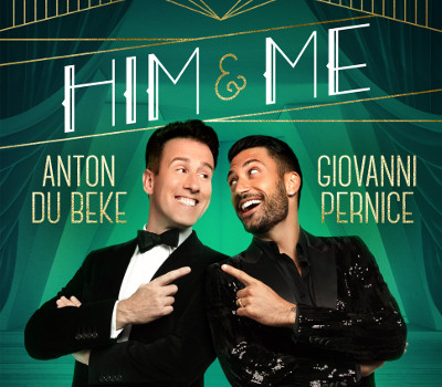Monday 5 July 2021, 7:30pmTickets from £37.75 to £49.75ANTON & GIOVANNI - Him & MeStrictly Come Dancing professionals ANTON DU BEKE and GIOVANNI PERNICE join forces in 2021 for their first ever tour together - HIM & ME!The Ballroom King and the two-time Guinness World Record holder will be joined by a world class cast of dancers and singers. This show promises to be THE best night out in the Summer of 2021 for all ages... A true dance extravaganza!Produced by Strictly Theatre Co. and directed by Alan Burkitt.All prices advertised include a booking fee. No fees to Friends of the Floral. A postage fee may apply.