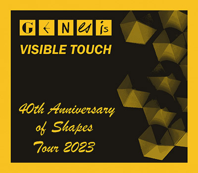"Saturday 12th March 2022, 7:30pmTickets from £21.25 to £24.25Genesis Visible Touch are the ultimate Phil Collins-era Genesis show!For their 2022 'Greatest Hits and Fan Favourites' tour, GVT are doing exactly what it says in the title! From 'Follow You Follow Me' and 'Invisible Touch', to 'In The Cage' and other older fan favourites and live classics, this a show for all Genesis fans across the board!""The best exponents of Collins-fronted Genesis I've seen"" (Nick Davis, Genesis' producer)""A 'must see' show!"" (Dave Hutchins, Genesis' engineer on The Lamb...)All prices advertised include a booking fee. No fees to Friends of the Floral. A postage fee may apply."