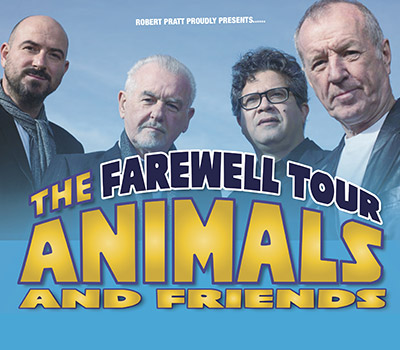 The Animals and Friends : Farewell Tour