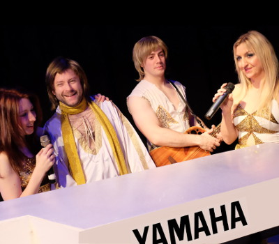 Christmas Party Night - ABBA Forever