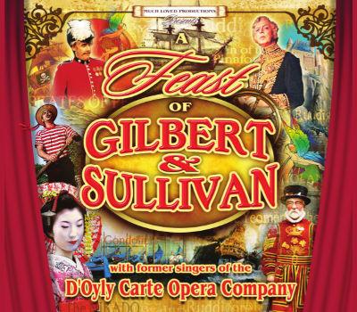 A Feast of Gilbert and Sullivan