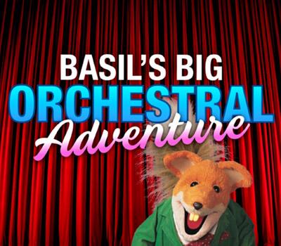 Basil Brush - Basil's Big Orchestral Adventure